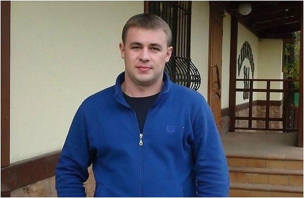 Николай Вохрин